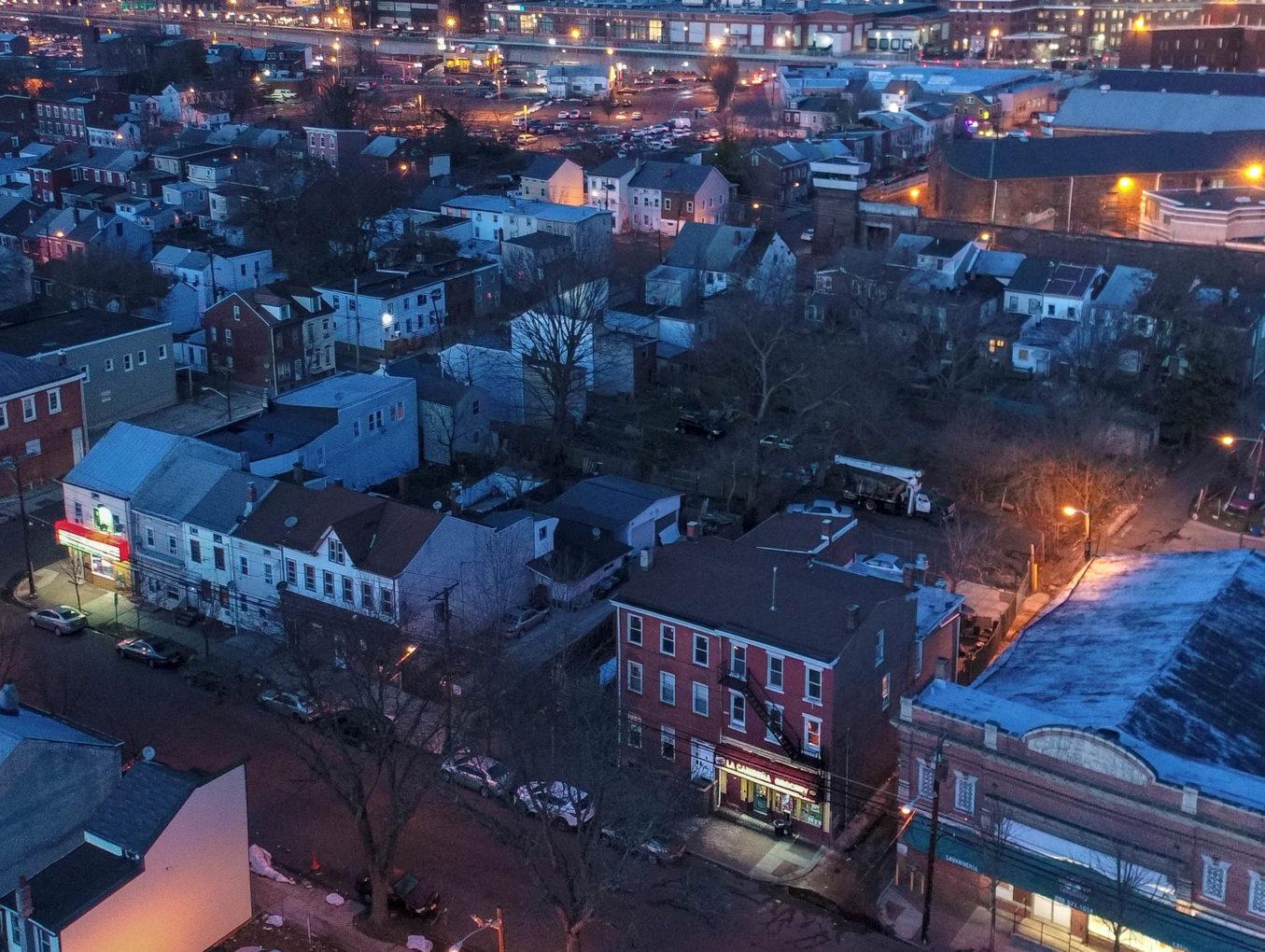 Neighborhood Redevelopment and Revitalization Pilot Program