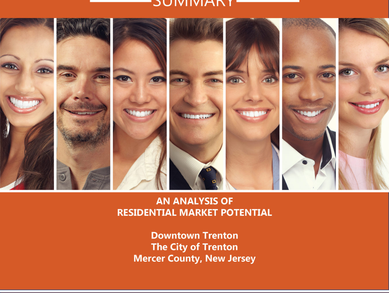 GREATER TRENTON RELEASES RESIDENTIAL MARKET STUDY REVEALING DEMAND FOR UP TO 760 HOUSING UNITS IN DOWNTOWN TRENTON