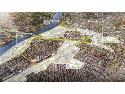 After pitch to Amazon, Trenton feels it's one step closer to unlocking its potential