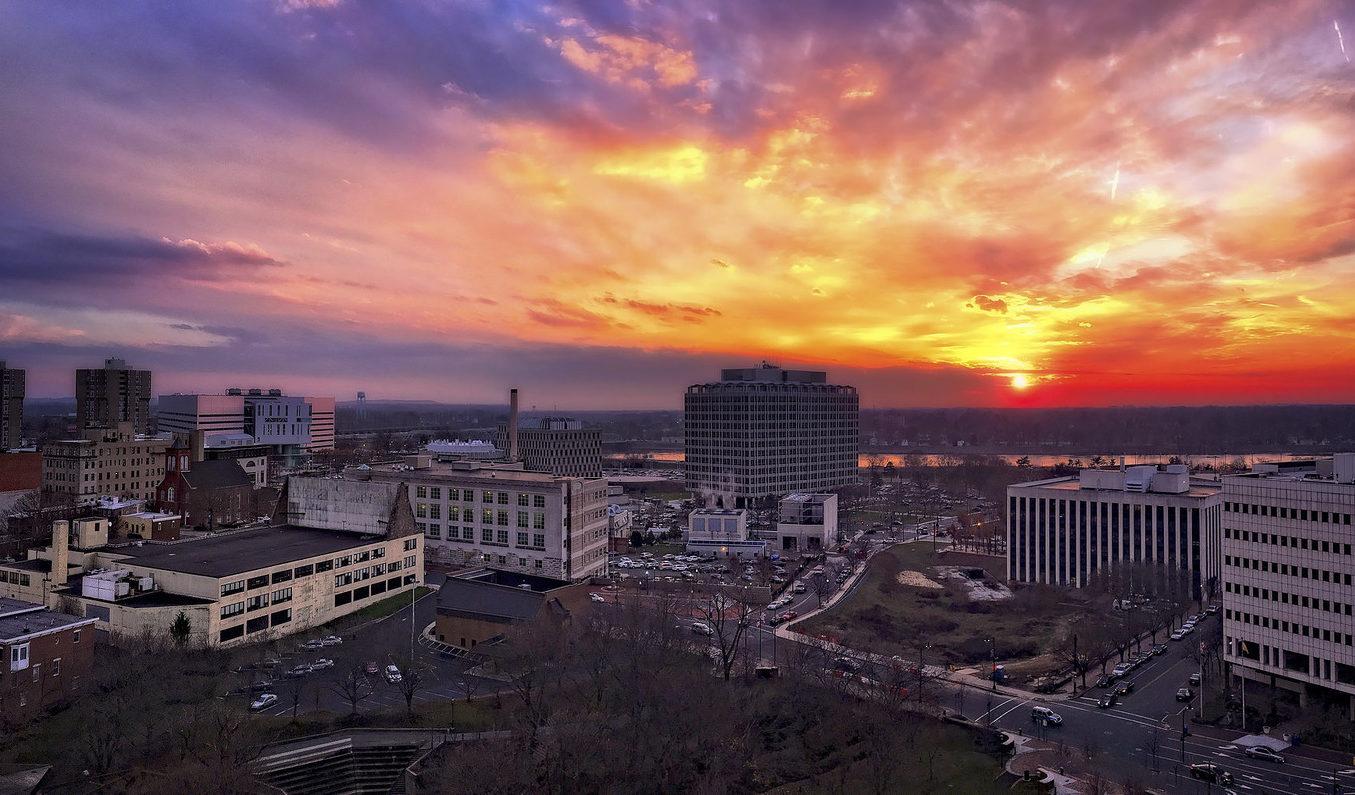Move over, Newark. It's Trenton's turn to get billions from investors