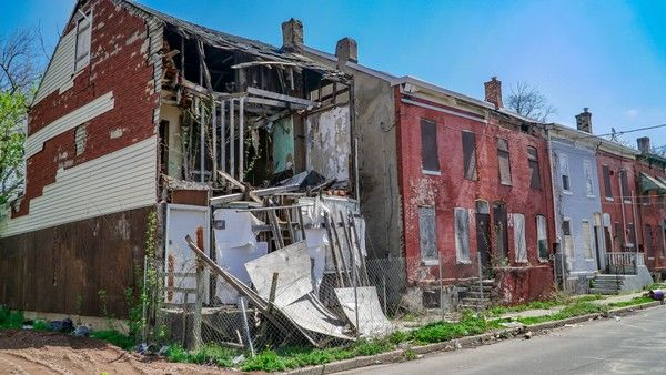 Wrecking ball will demolish 100 abandoned buildings in Trenton