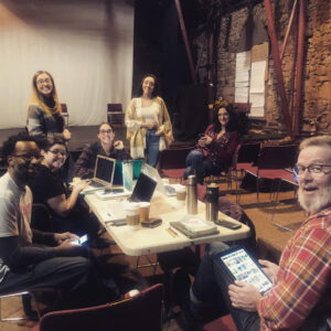 Passage Theatre Hosts a Closed Reading of the OK Trenton Project