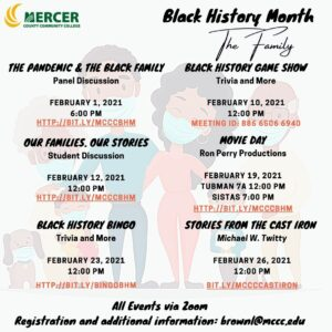 MCCC Celebrates Black History Month