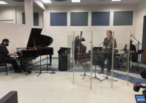 MCCC Music Department Showcases Faculty Performers in Jazz Masterclass
