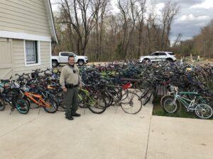 Trenton Bike Exchange Receives Record-Breaking Number of Donations