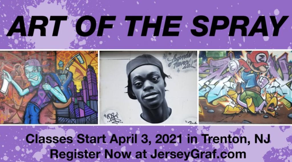 Art of the Spray: Graffiti Master Class Returns