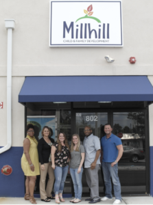 PACF's COVID-19 Relief and Recovery Fund Phase II Supports Millhill Child & Family Development