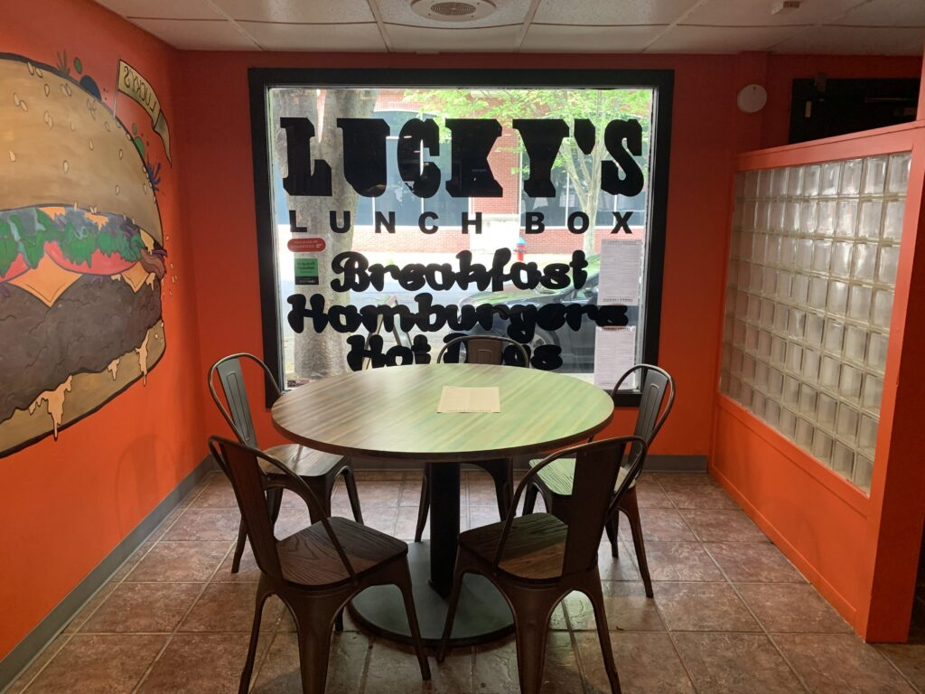 Lucky's Lunchbox: Serving up Gourmet Carnival Food to Trenton Residents