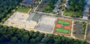 City of Trenton Advances Upgrades to Trenton Basketball Courts, Assunpink Greenway Project and Mill Hill Playhouse
