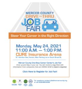One-Stop Career Center Holds Second Drive-Thru Job Fair