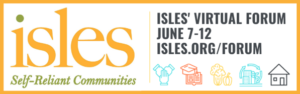 Registration is open for Isles' 2021 Forum