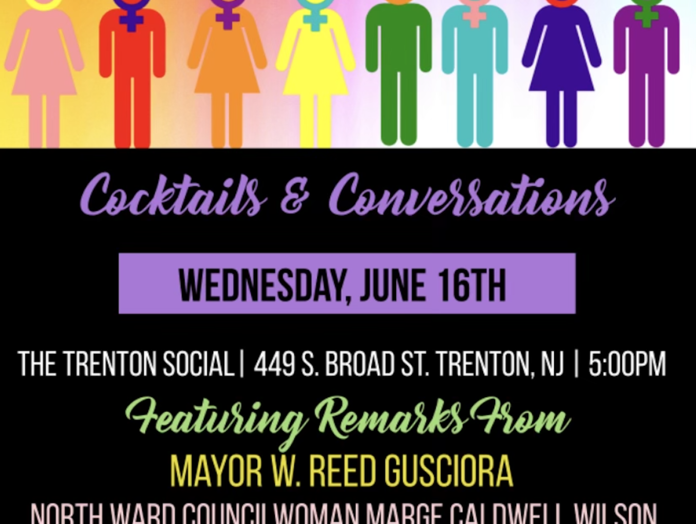 Cocktails & Conversation: Capital City LGBTQ Happy Hour