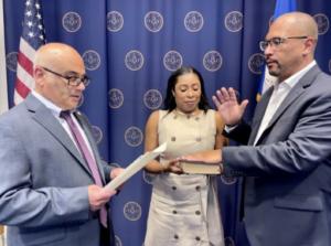 Wesley Bridges Confirmed as City Law Director
