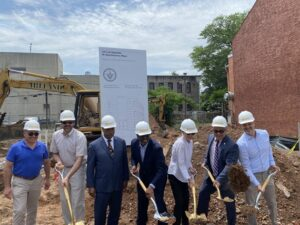 Trenton Celebrates Groundbreaking on Vessel Housing Redevelopment Project on Perry Street