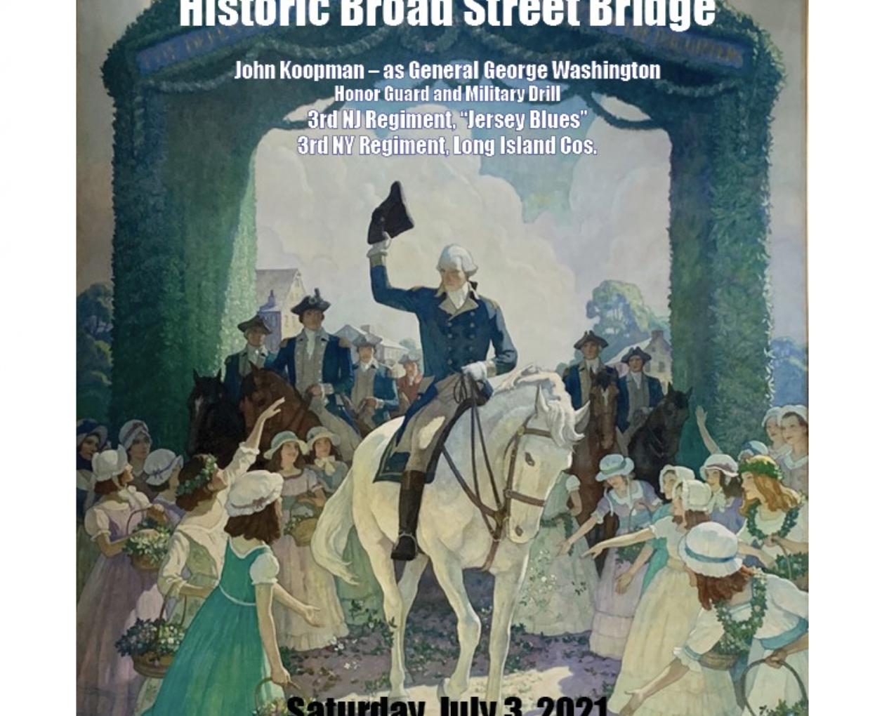 A Celebration of the Historic Broadstreet Bridge
