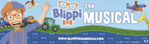 Children's YouTube Sensation, Blippi The Musical, Comes to CURE Insurance Arena