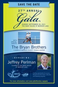 NJTL Of Trenton 27th Annual Gala