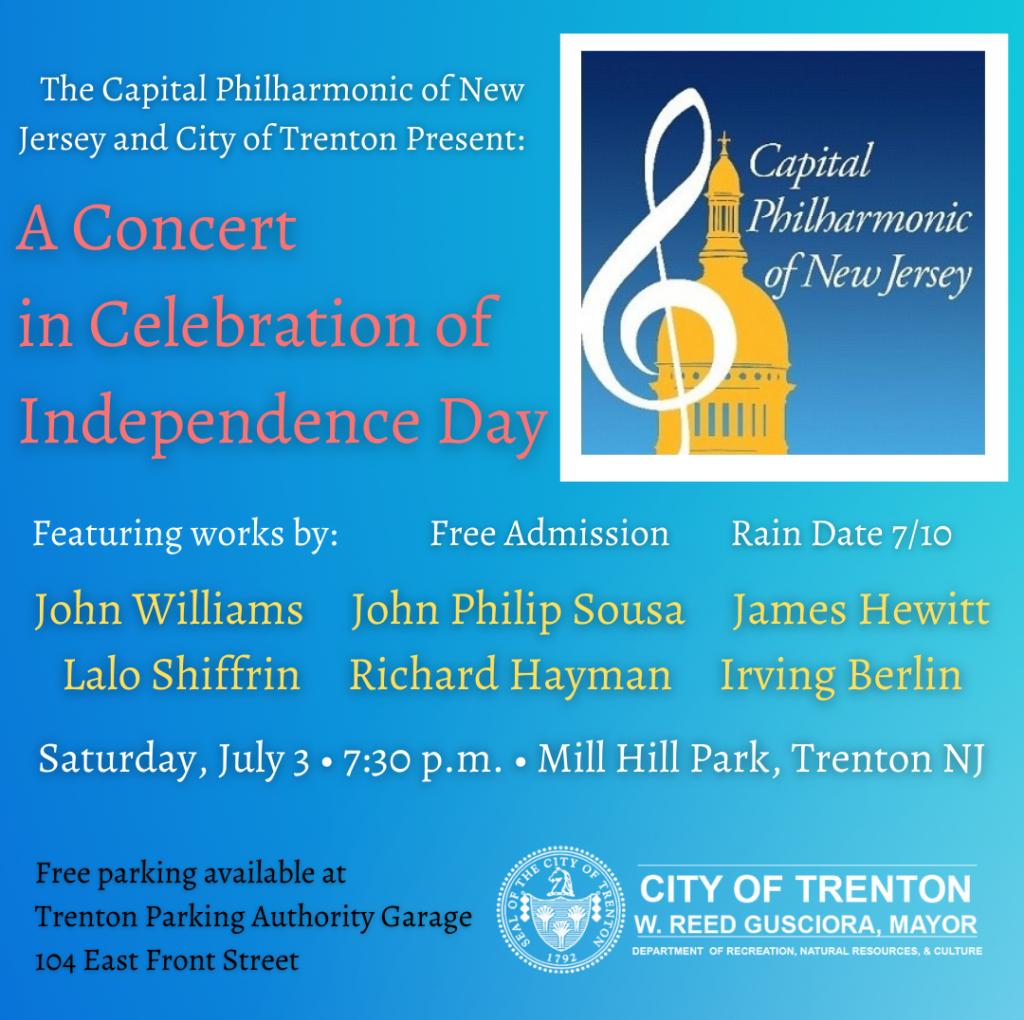An Independence Day Weekend Concert Happening Today