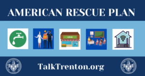 City of Trenton Receives more than 80 Ideas from Community on American Rescue Plan
