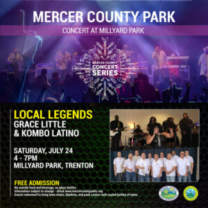 Concert at Millyard park