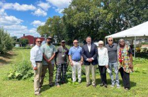 A new partnership for urban farm