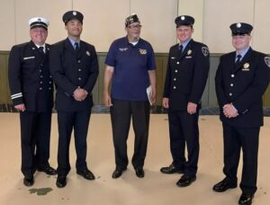 Four Trenton Firefighters Recognized for Exemplary Bravery During June 2020 House Fire