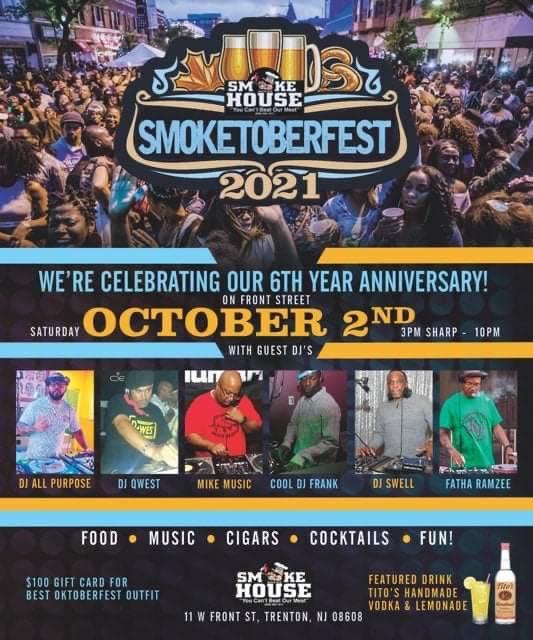 1911 SmokeHouse BBQ Celebrates an Anniversary with Smoketoberfest